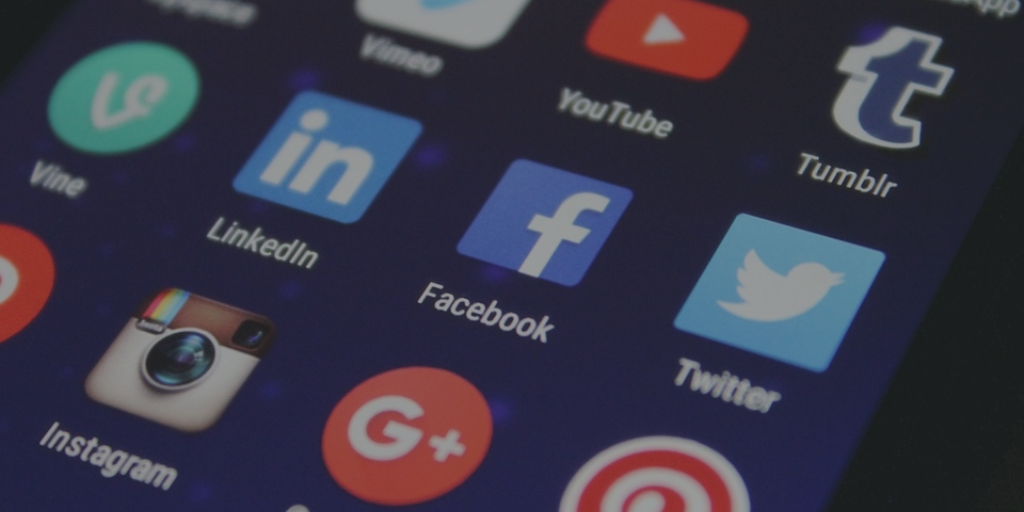 Social Media Marketing, Direct Mail Marketing