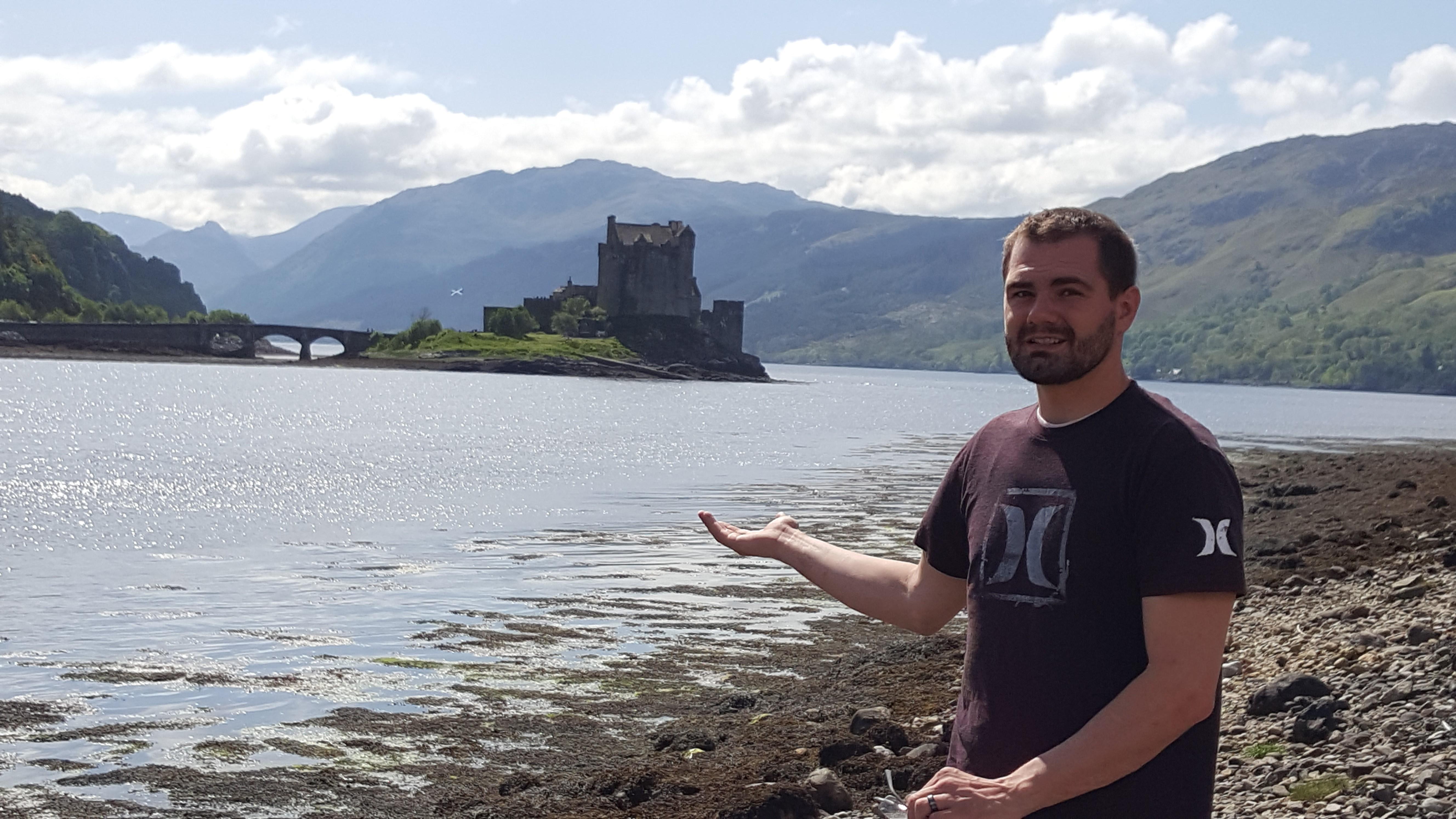 ANS Trip, Dallin, Scotland & London