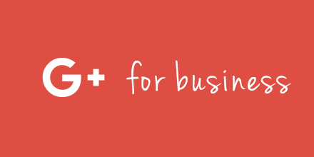 Google + for business
