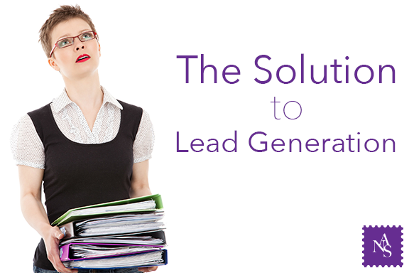 solution to lead generation