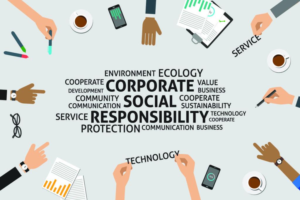 CSR corporate social responsibility ANS Direct Mail Social Media Marketing B2B Marketing