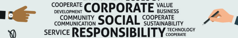 CSR corporate social responsibility ANS Direct Mail Social Media Marketing B2B Marketing